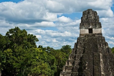 Tikal Day Trip by Air from Antigua with Lunch