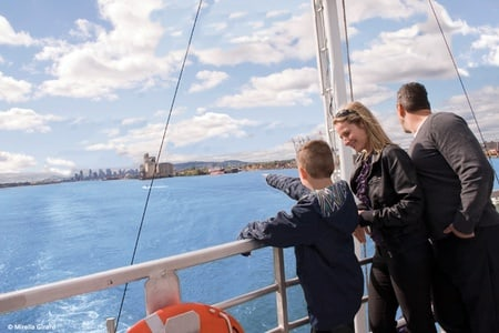 Montreal: St. Lawrence River Cruise: 90- & 60-Minute Options