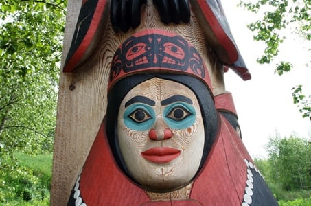 Anchorage City Tour with Alaska Native Heritage Center
