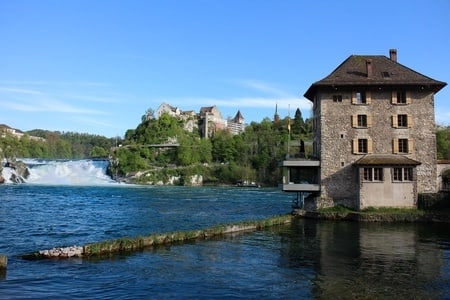 Rhine Falls private discovery tour from Zurich