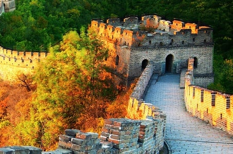 Beijing Private Day Trip to Badaling Great Wall and Ming Tombs