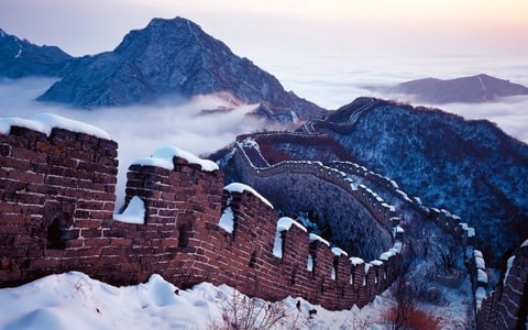 From Beijing: Full-Day Badaling Great Wall & Ming Tomb