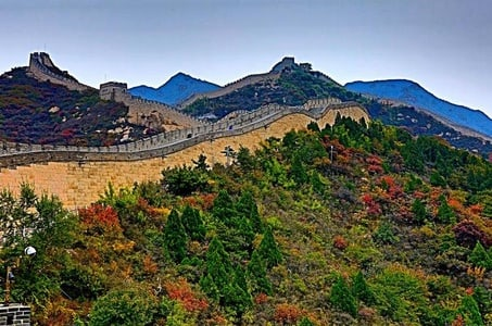 Private Day Tour: Badaling Great Wall, Sacred Road and Ming Tombs
