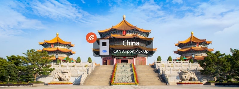 4G WiFi for China