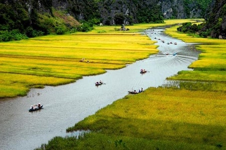 Full Day Hoa Lu and Tam Coc Tour from Hanoi Including Lunch