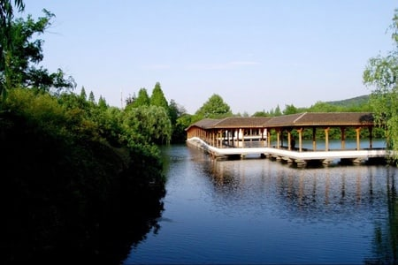 Hangzhou: Full-Day West Lake, Ling Yin Temple and More