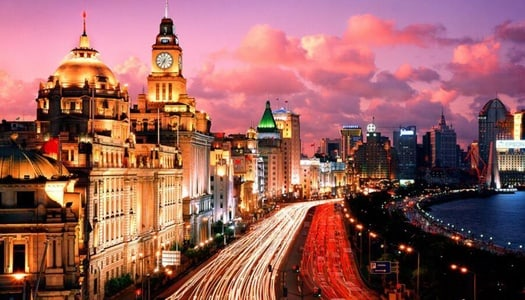 Shanghai: 3-Hour Bund by Night & Huangpu River Cruise