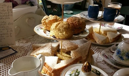 A Proper Afternoon Tea Experience in Costa Rica - Say What!