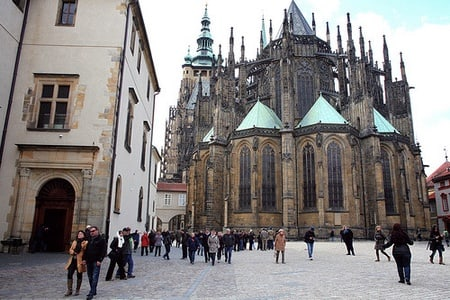 Charles IV et le Making of Prague Historical Walking…