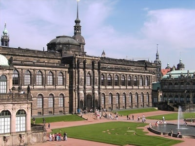 Dresden Full-Day Tour de Prague