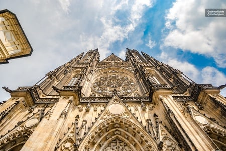 Prague Castle 2.5-Hour Tour Including Admission Ticket