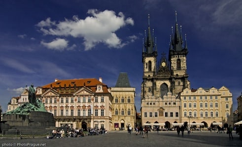 Prague Half-Day Private Guided Tour