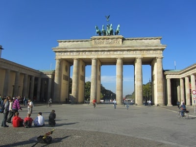 Berlin: Private Bus Tour