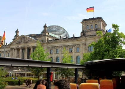 Tour Berlin-groin: Highlights & More Inclus Bus