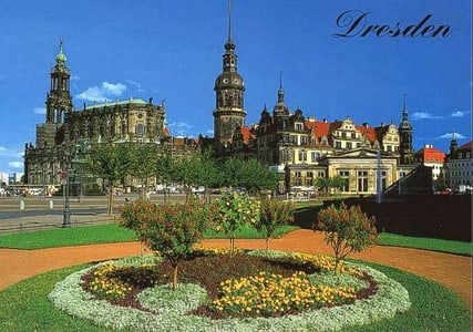 Dresden: Elbe cycle tour with visit to the Pfunds…