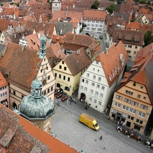 Day Trip to Rothenburg from Frankfurt