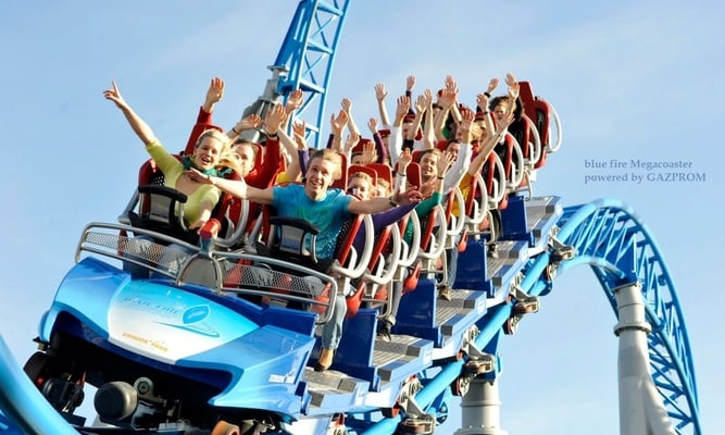 Europa-Park ticket for 1 day or 2 days