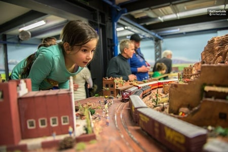 Priority Entrance: Miniatur Wunderland inc. Booking Fee