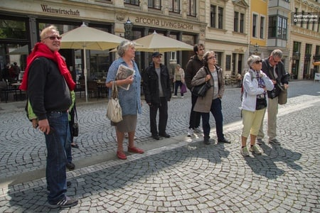 Combo Tour in Leipzig: Guided City Tour & City Sightseeing