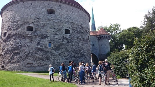 Best of Tallinn 2-Hour Bike Tour