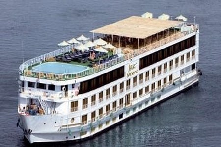 4-Day Nile Cruise from Aswan to Luxor