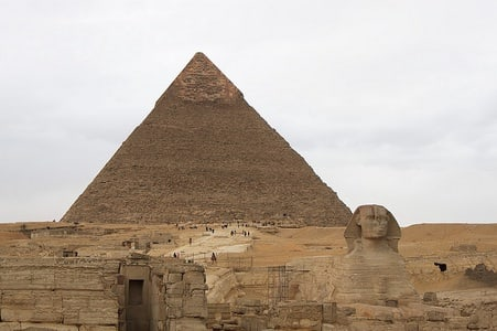 From Cairo: 1-Day Tour of Pyramids of Giza & Egyptian Museum