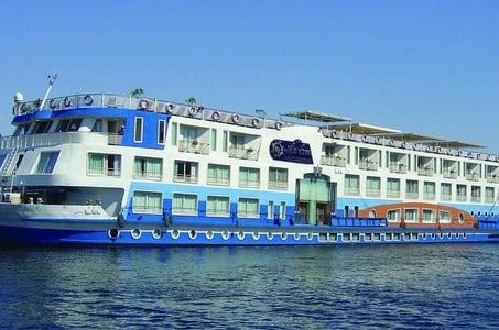 Nile Cruise Grand Princess from Aswan to Luxor 4 days 3 nights with sightseen