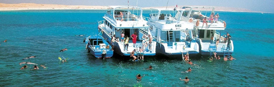Giftun Island: Full-Day Snorkeling Trip from Hurghada