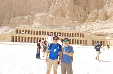 luxor ancient history