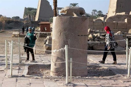 luxor karnak temple ancient history