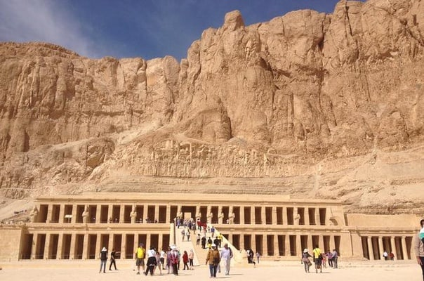 Valley of the Kings and Queens Hatshepsut Temple Karnak Temples with Lunch