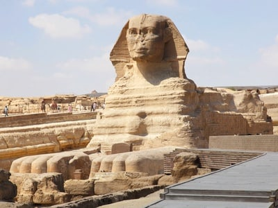 Cairo Day Tour from Sharm El Sheikh by Air