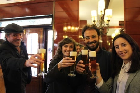 Barcelona Beer and Tapas Tour