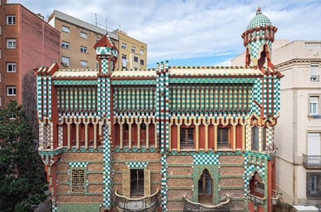 Casa Vicens and Park Güell Tour in Barcelona