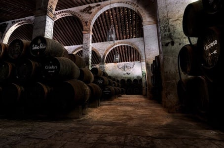 Bodegas Gutierrez Colosia Guided Visit & Sherry Tasting