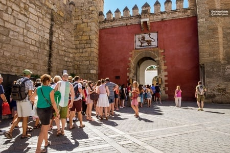Monuments of Seville 2-Hour Guided Tour