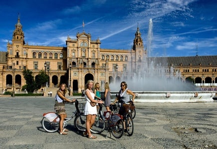 Seville 3-Hour Guided Walking Tour