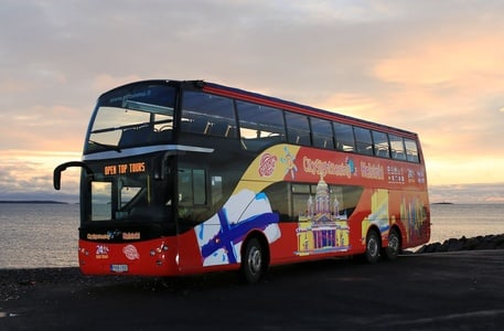 Helsinki City Sightseeing Hop-On Hop-Off Bus Ticket
