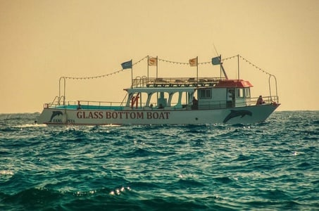 Glass-Bottom Boat Tour from Hurghada
