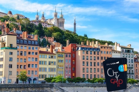 Lyon City Card: 1, 2, or 3 Day Pass