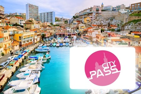 City Pass Marseille: 24 Hours , 48 Hours, or 72 Hours