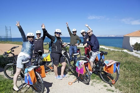 Marseille to Calanques by Electric Bike