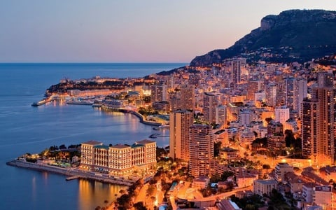 Monaco and Monte-Carlo by Night: 5-Hour Tour from Nice