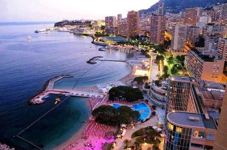 Monaco and Monte-Carlo by Night Tour