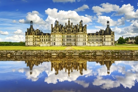 Castles of the Loire Valley Full-Day Tour from Paris