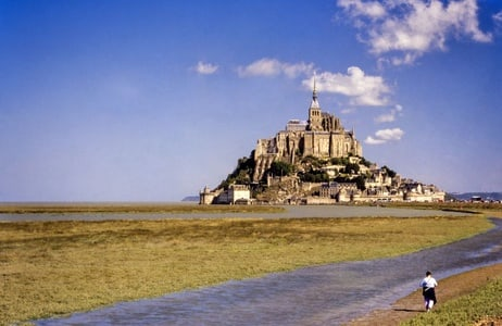 De Paris: Visite guidée du Mont-Saint-Michel