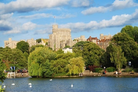 Windsor Castle tour from London with Tower of London ticket