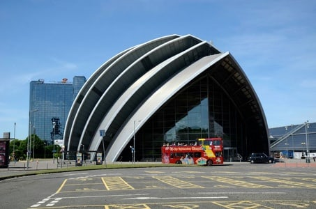 Glasgow Hop-On Hop-Off Sightseeing Bus Tickets