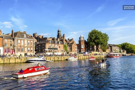 York: River Ouse Early Evening Cruise