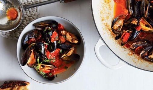 """Fish stew or """"brudet"""" - a story of our everyday life"""